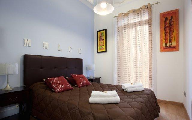 Отель Alcam Lerida Барселона комната для гостей
