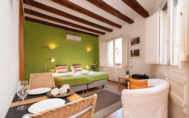 Отель Ciutat Vella Apartments Gothic Quarter Испания, Барселона - отзывы, цены и фото номеров - забронировать отель Ciutat Vella Apartments Gothic Quarter онлайн комната для гостей