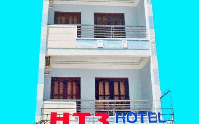 HT3 Hotel вид на фасад