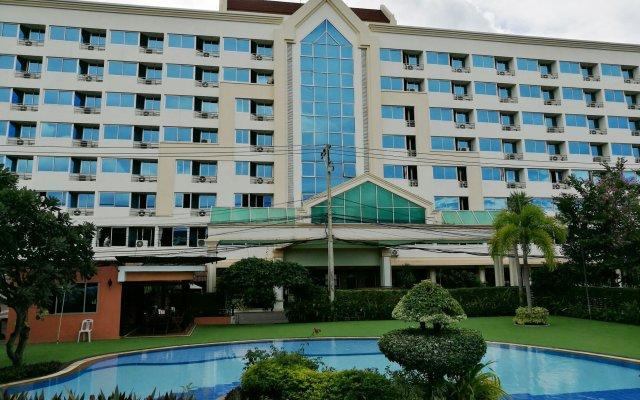 Jomtien Garden Hotel & Resort вид на фасад