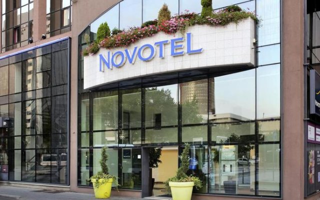 Novotel Lyon Centre Part Dieu