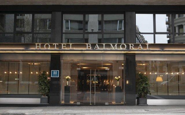 Отель Abba Balmoral вид на фасад