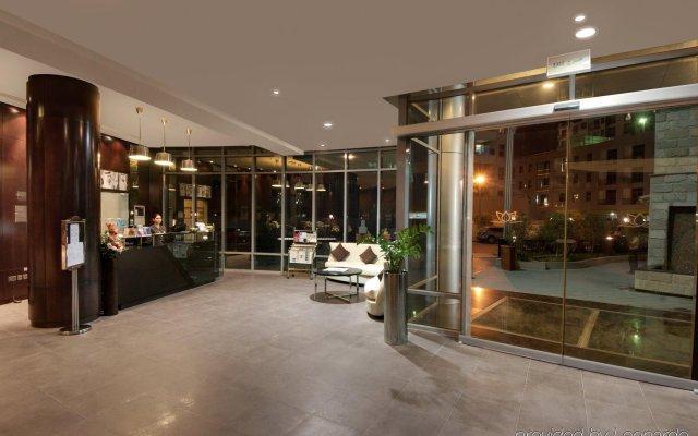Signature Hotel Apartments & Spa вид на фасад