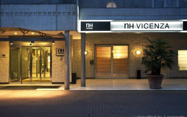 Отель Vicenza Tiepolo Италия, Виченца - отзывы, цены и фото номеров - забронировать отель Vicenza Tiepolo онлайн вид на фасад