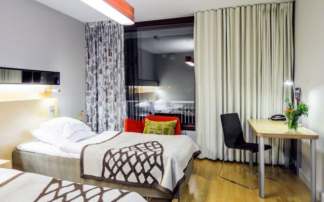Отель Original Sokos Tapiola Garden Эспоо комната для гостей