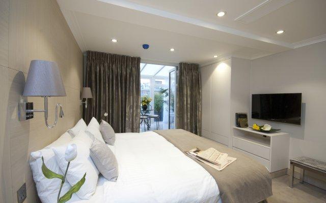 Отель Claverley Court Великобритания, Лондон - отзывы, цены и фото номеров - забронировать отель Claverley Court онлайн комната для гостей