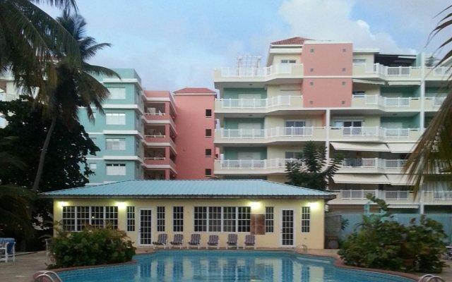 Hotel Costa Dorada & Villas вид на фасад