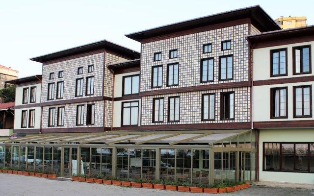 Отель Deniz Konak Otel вид на фасад