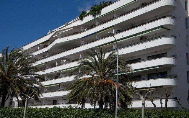 Отель Apartamentos Riviera Arysal вид на фасад