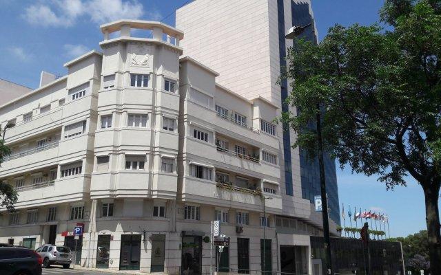 Отель Sonho de Lisboa B&B Португалия, Лиссабон - отзывы, цены и фото номеров - забронировать отель Sonho de Lisboa B&B онлайн вид на фасад