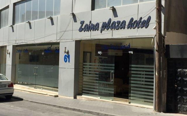Zaina Plaza Hotel вид на фасад