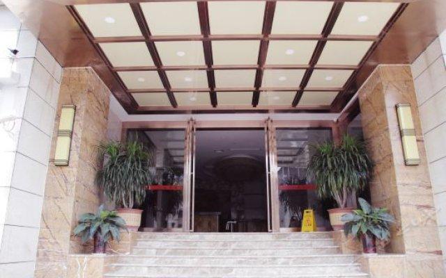 Subike Hotel вид на фасад