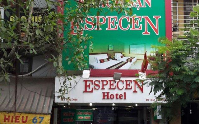 Отель Especen Legend 2 Ханой вид на фасад
