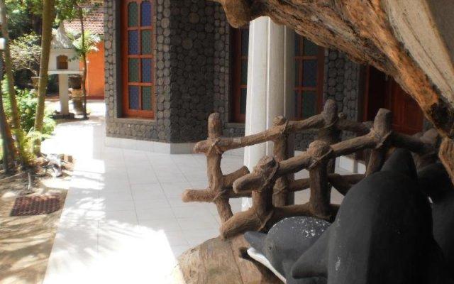 Отель Serendipity Holiday Resort and Restaurant Шри-Ланка, Берувела - отзывы, цены и фото номеров - забронировать отель Serendipity Holiday Resort and Restaurant онлайн вид на фасад