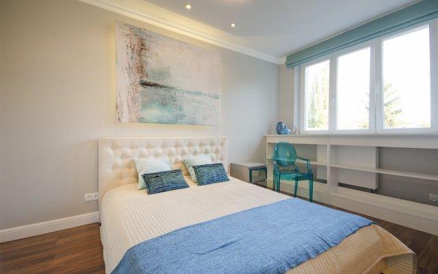 Апартаменты Dom & House - Apartment Turquoise Sopot комната для гостей
