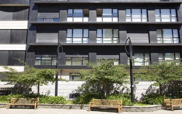 Отель Pension T5 Donostia Suites вид на фасад