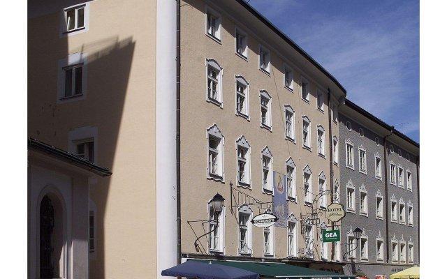 Отель Amadeus Австрия, Зальцбург - отзывы, цены и фото номеров - забронировать отель Amadeus онлайн вид на фасад