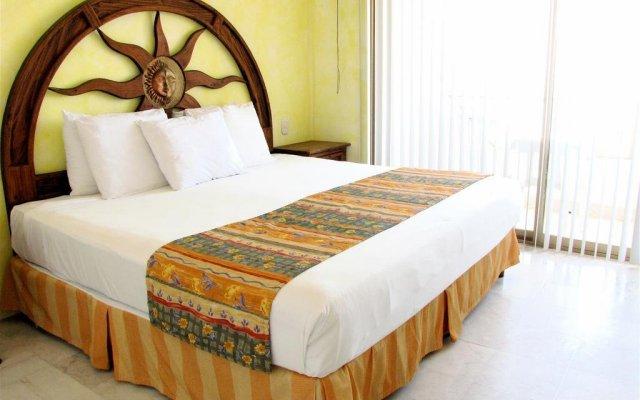 Hotel Tesoro Condo 523 комната для гостей
