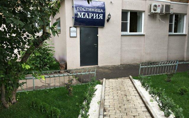Гостиница Мария в Красноярске 4 отзыва об отеле, цены и фото номеров - забронировать гостиницу Мария онлайн Красноярск вид на фасад