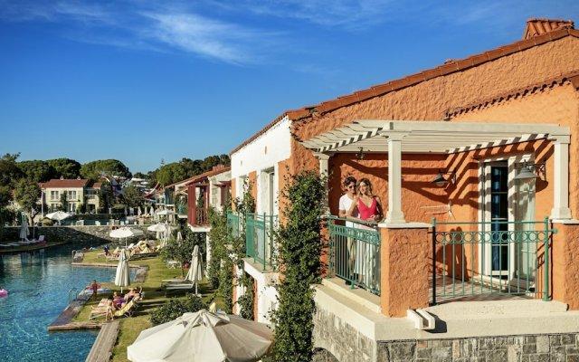 IC Hotels Santai Family Resort Турция, Белек - 8 отзывов об отеле, цены и фото номеров - забронировать отель IC Hotels Santai Family Resort - All Inclusive онлайн вид на фасад