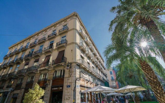 Отель Home Club Mar Испания, Валенсия - отзывы, цены и фото номеров - забронировать отель Home Club Mar онлайн вид на фасад