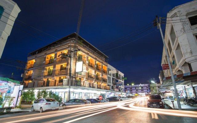 Отель Lada Krabi Residence вид на фасад