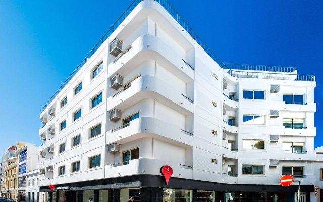 Stay Hotel Faro Centro вид на фасад