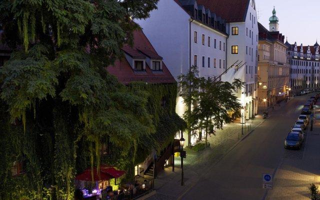 Отель Platzl Hotel Германия, Мюнхен - 1 отзыв об отеле, цены и фото номеров - забронировать отель Platzl Hotel онлайн вид на фасад