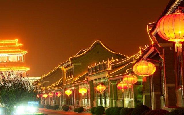 The Juyongguan Great Wall Hotel Beijing вид на фасад