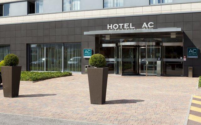 Отель AC Hotel Vicenza by Marriott Италия, Виченца - 1 отзыв об отеле, цены и фото номеров - забронировать отель AC Hotel Vicenza by Marriott онлайн вид на фасад