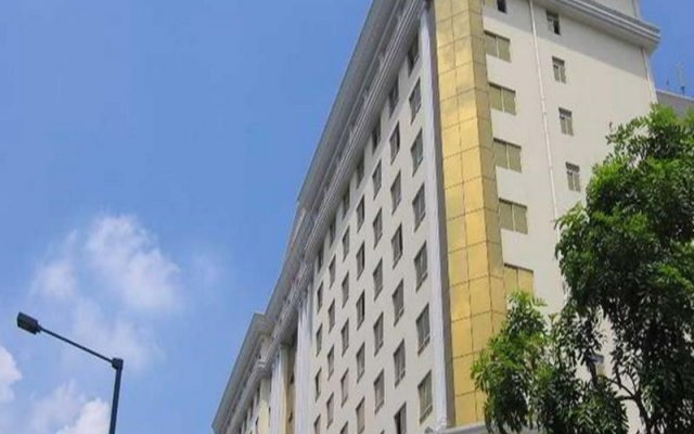 De Sense Hotel вид на фасад