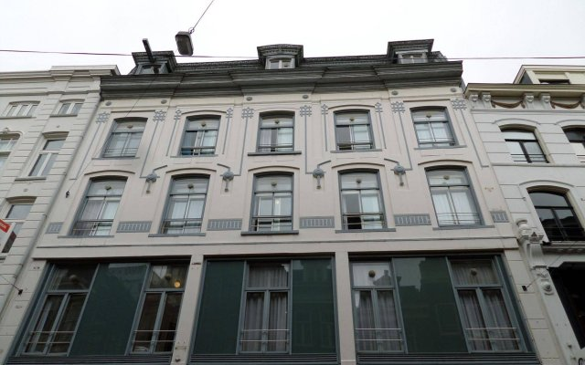 Hotel Doria вид на фасад