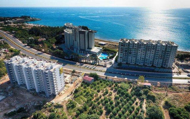 Liparis Resort Hotel & Spa вид на фасад