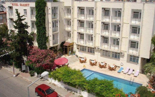 Saadet Турция, Алтинкум - 1 отзыв об отеле, цены и фото номеров - забронировать отель Saadet онлайн вид на фасад
