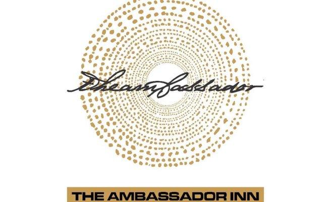 Отель The Ambassador Inn вид на фасад