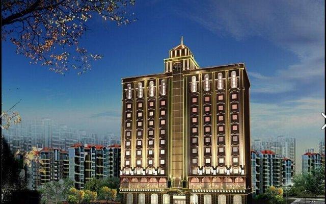 Guangzhou Guo Sheng Hotel вид на фасад