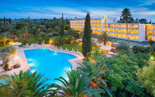 Ionian Park Hotel - All Inclusive вид на фасад