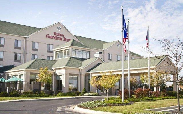 Отель Hilton Garden Inn Columbus/Polaris США, Колумбус - отзывы, цены и фото номеров - забронировать отель Hilton Garden Inn Columbus/Polaris онлайн вид на фасад