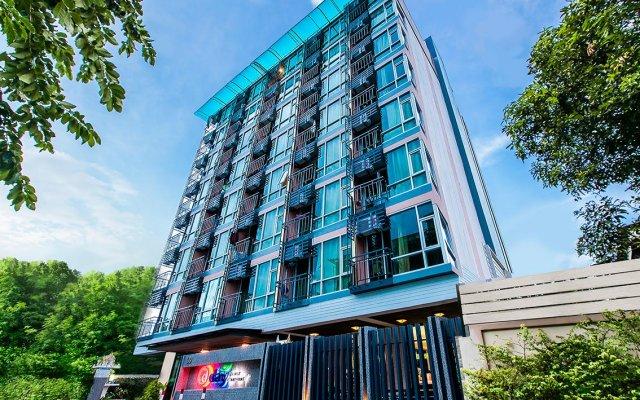 Отель D Day Suite Mengjai вид на фасад