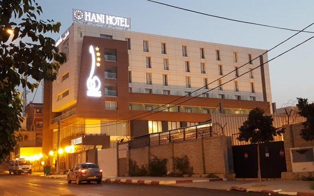 Hani Hotel вид на фасад