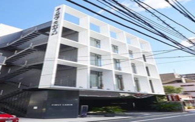 Отель First Cabin Akihabara Showa-dori Япония, Токио - отзывы, цены и фото номеров - забронировать отель First Cabin Akihabara Showa-dori онлайн вид на фасад