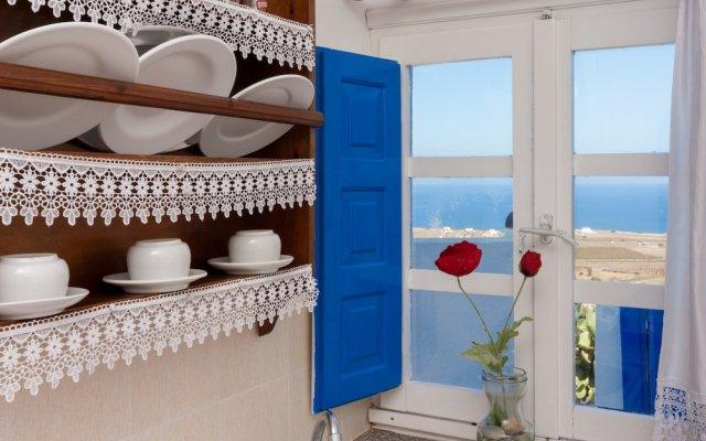 Отель Georgis Apartments Греция, Остров Санторини - отзывы, цены и фото номеров - забронировать отель Georgis Apartments онлайн комната для гостей