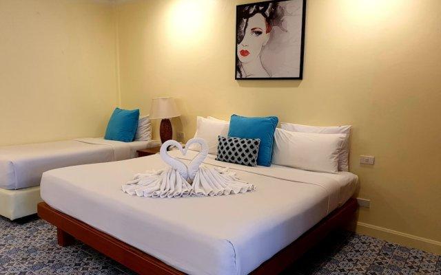 Отель Sabai Resort Pattaya вид на фасад