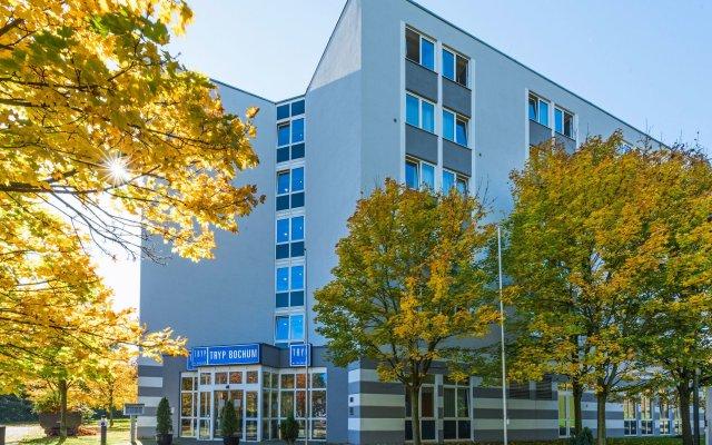 TRYP Bochum-Wattenscheid Hotel вид на фасад
