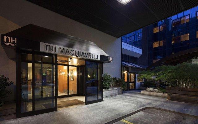 Отель NH Milano Machiavelli Италия, Милан - 3 отзыва об отеле, цены и фото номеров - забронировать отель NH Milano Machiavelli онлайн вид на фасад