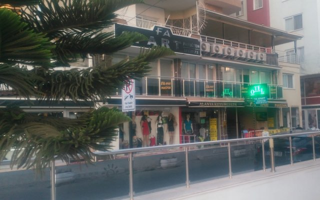 Fa Otel Pansiyon Турция, Силифке - отзывы, цены и фото номеров - забронировать отель Fa Otel Pansiyon онлайн вид на фасад