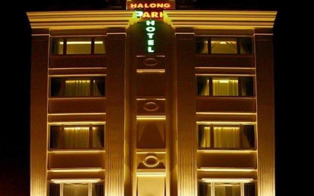 Ha Long Park Hotel вид на фасад