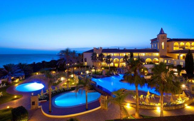 Отель Fuerte Conil-Resort Испания, Кониль-де-ла-Фронтера - отзывы, цены и фото номеров - забронировать отель Fuerte Conil-Resort онлайн вид на фасад