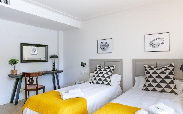 Отель New Heima Prado Museum B1 Испания, Мадрид - отзывы, цены и фото номеров - забронировать отель New Heima Prado Museum B1 онлайн комната для гостей