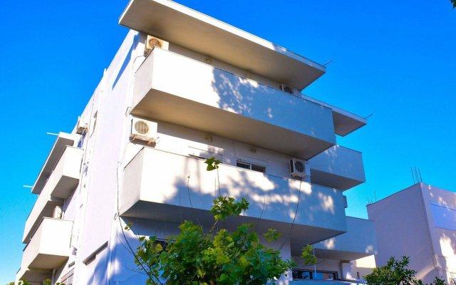 Lefka Hotel, Apartments & Studios Родос вид на фасад